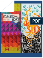 MS Student Planner SY1516