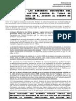 Hoja Denuncia Marginacion Pi Secretarios 22-2-2010