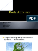 Boala Alzheimer Powerpoint
