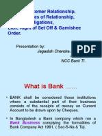 Banker Customer Relationship,