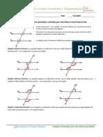 Taller..+Paralelas+y+una+transversal teoria y taller