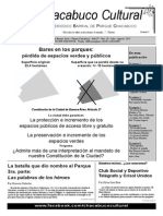 Chacabuco Cultural Periodico Nro 18
