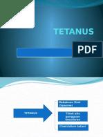 Tetanus Ppt