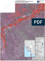 MIMU Hazard Map Mandalay-Magway Flood Area No. 3 29 Jul 2015