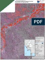 MIMU Hazard Map Mandalay-Magway Flood Area No. 3 29 Jul 2015