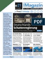 Free321 Das Magazin Nr.2 2015
