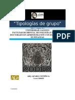 Tipologias de Grupo