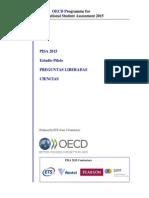 Pisa 2015cienciaspreguntas Liberadas
