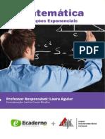Apostila de Funcao Exponencial Matematica 1