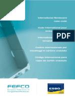 Codigo Internacional Cajas