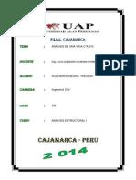 Analisis Estructural i Viga de Concreto Armado en Sap2000