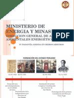 IV Pasantia - El Estado Peruano
