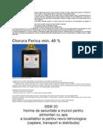 IP Clorura Ferica