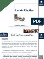 Etapa 1 - Comunicación Efectiva - CLASE 1