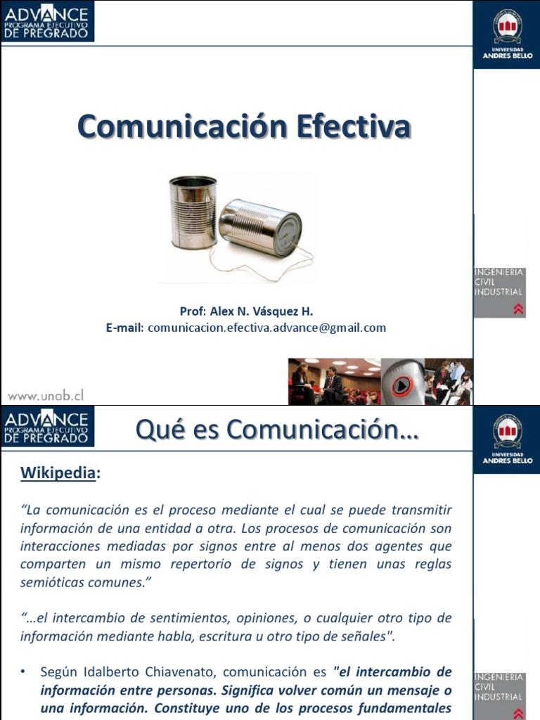 654841b05859 Etapa 1 - Comunicación Efectiva - CLASE 1