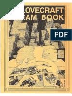 The H.P.lovecraft Dream Book