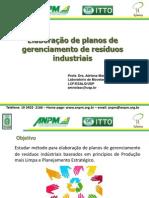 Elaboração de Planos de Gerenciamento de Resíduos Industriais