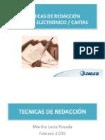 Presentacion Tecnicas de Redaccion t Con Sem 2015