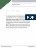 Big Men & Great Men - Preface (M Strathern)