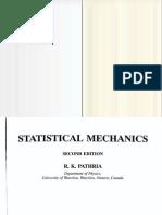 Pathria Statistical Mechanics