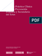 GPC 442 Prevencion Ictus