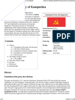 Communist Party of Kampuchea - Wikipedia, The Free Encyclopedia