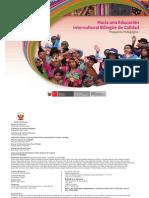 Propuesta Pedaggogica EIB 2013.Pdfeducacion Intercultural