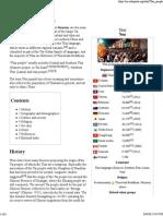 Thai People - Wikipedia, The Free Encyclopedia