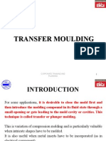 Transfer Moulding M.tech