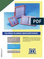 Filtros Descartaveis Em Fibras de Vidro - REV.1