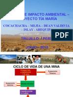 Estudio de Impacto Ambiental – Proyecto Tía María
