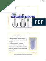 Oxigenoterapia 2015