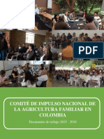 Documento General Comité de Impulso Nacional CIN-AF