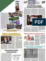 Boletim Subsede Sul - APEOESP - Agosto 2015