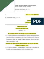 Emergency Motion 0219