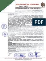 170 - Resolucion de Alcaldia Nº 170-2015-Mpec