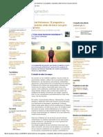 Daniel Kahneman 12 Preguntas y Respuestas Antes de Tomar Una Gran Decisión