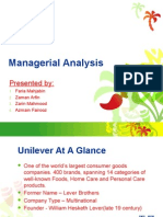 Unilever Bd(1)