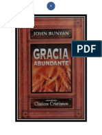 John Bunyan - La Gracia Abundante
