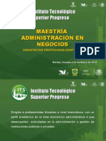 Presentacion_Maestria 2014