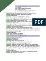 Diccionario Criollo