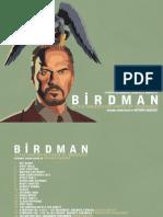 Digital Booklet - Birdman