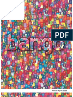 Bango Annual Report Fye12