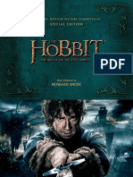 Digital Booklet - The Hobbit the Battle of the Five Armies (Original Motion Picture Soundtrack)