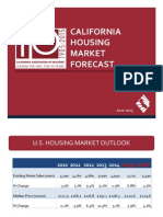California Housing Market Forecast, June 2015