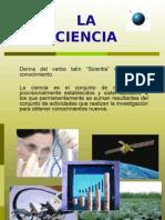 Diapositiva 0 La Ciencia