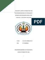 Laporan Individu RSJD Dr RM Soejarwadi Klaten