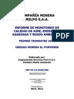 Informe Monitoreo Participativo Marzo 2012 -El Porvenir(2)