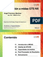 Intro de GTS NX Espanol