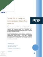 Analisis de Estadísticas en Salud Ocupacional Costa Rica 9-7-2015